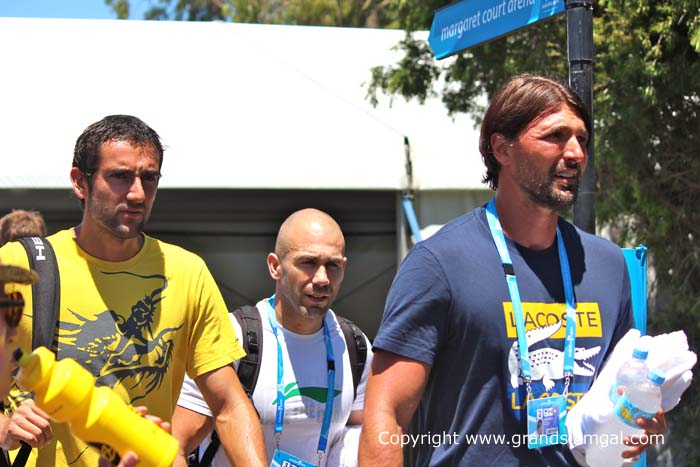 Cilic and Ivanisevic
