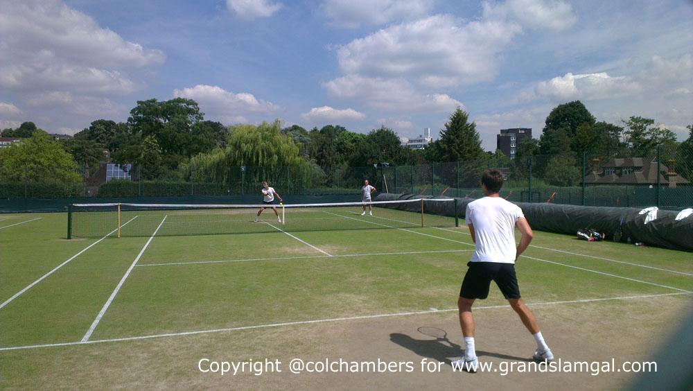 Wimbledon 2015 Week 10000